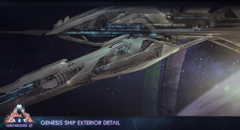 ARK: Genesis Part 2: Kolonieschiff 02