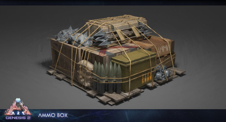 ARK: Genesis Part 2: Munitionskiste