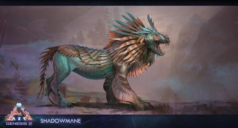 ARK: Genesis Part 2: Shadowmane