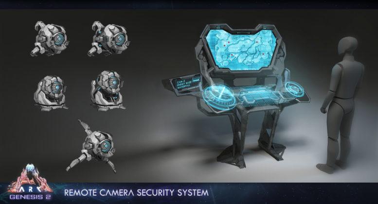 ARK: Genesis Part 2: Überwachungskamera