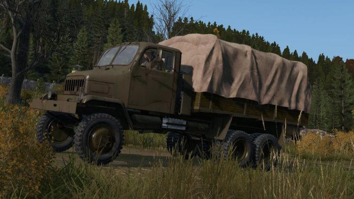 DayZ V3S M3S Truck Rückkehr