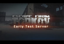 Escape from Tarkov Testserver