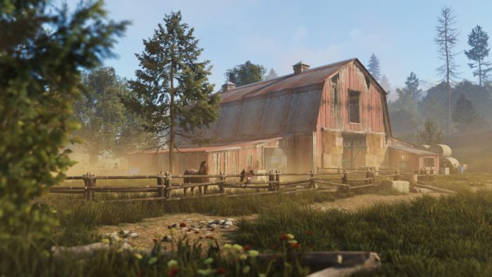Rust - Stables Update