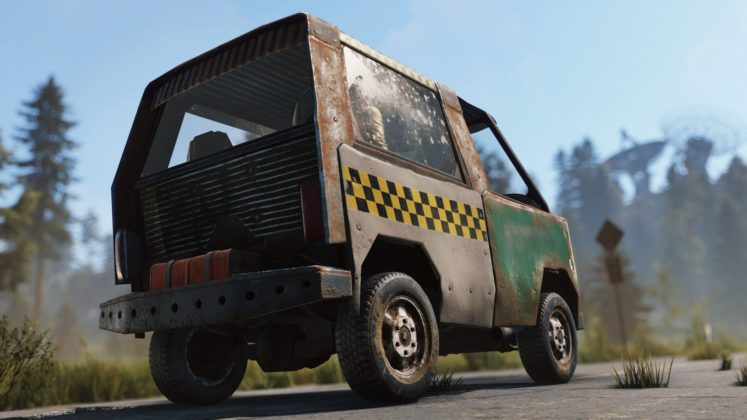 Rust - Stables Update - Taximodul