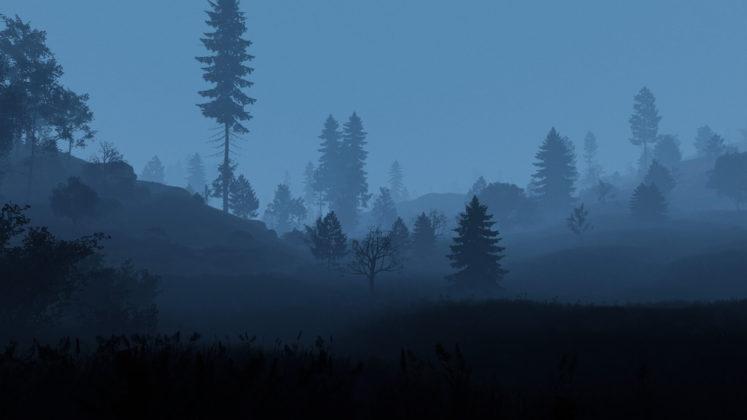 Rust - Stables Update - Wetter Nebel