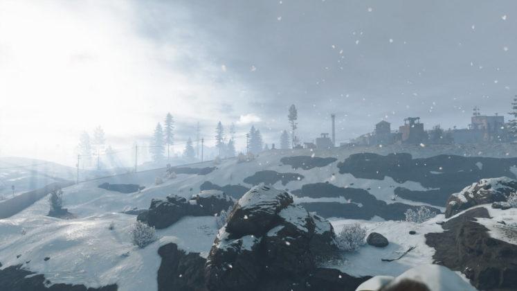 Rust - Stables Update - Wetter Schnee