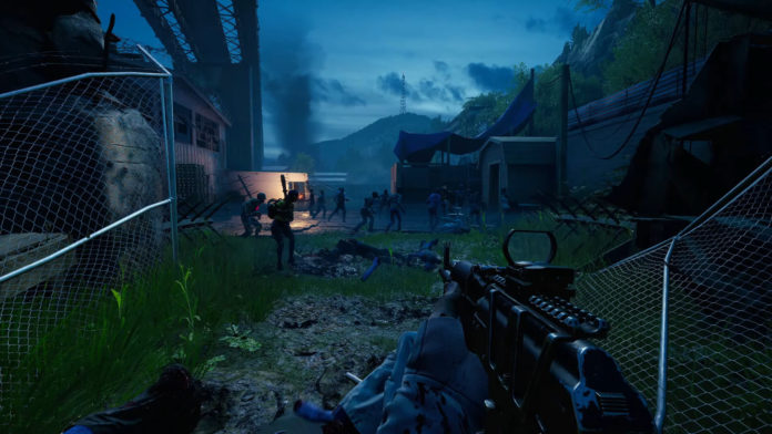 Back 4 Blood Gameplay Showcase
