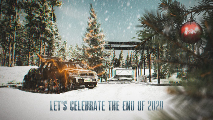 Escape from Tarkov Weihnachtsevent 2020 & Twitch Drops