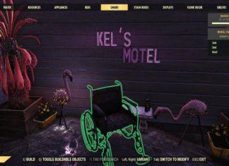 Fallout 76 Rollstühle