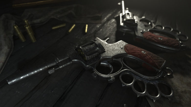 Hunt: Showdown - Update 1.4.8 - Death Letter Skin