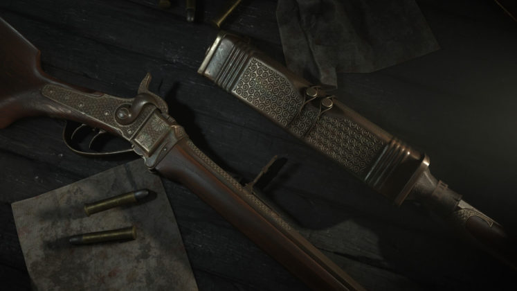 Hunt: Showdown - Update 1.4.8 - Desalles Silence Skin