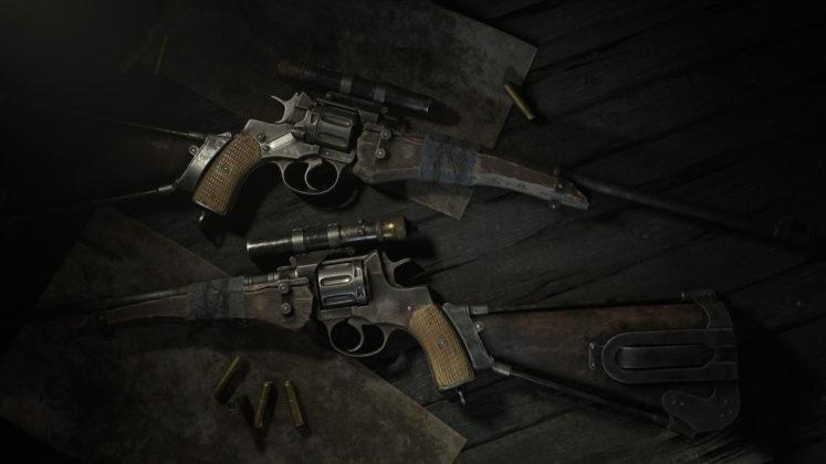 Hunt: Showdown - Update 1.4.8 - Officer Carbine Deadeye