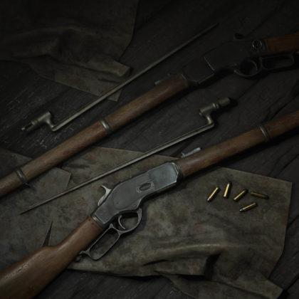 Hunt: Showdown - Update 1.4.8 - Winfield M1873 Musket Bayonet