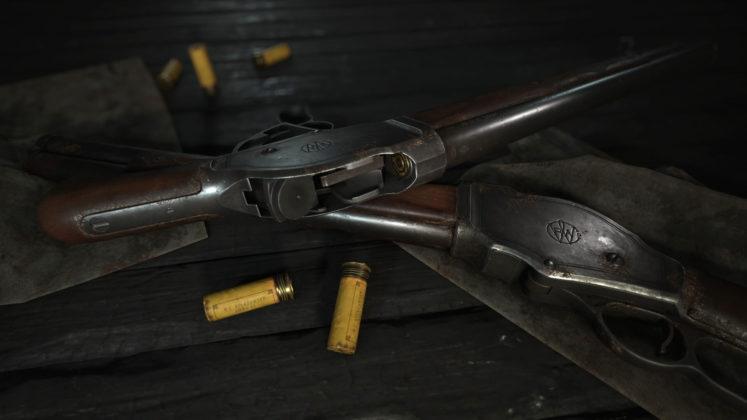 Hunt: Showdown - Update 1.5 - Winfield M1887 Shotgun