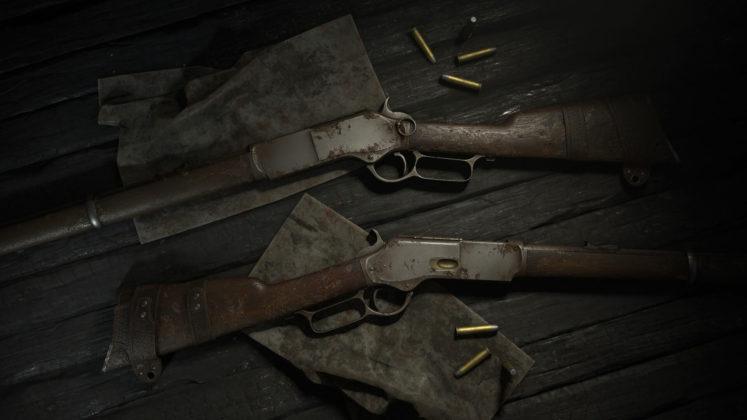 Hunt: Showdown - Update 1.4.8 - Winfield M1876