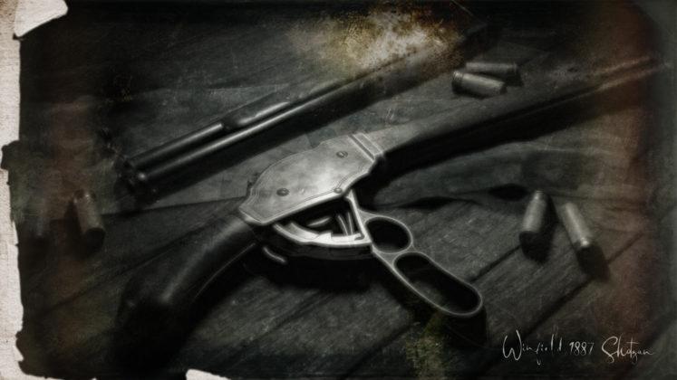 Hunt: Showdown Patch 1.5 Teaser - Winfield Shotgun