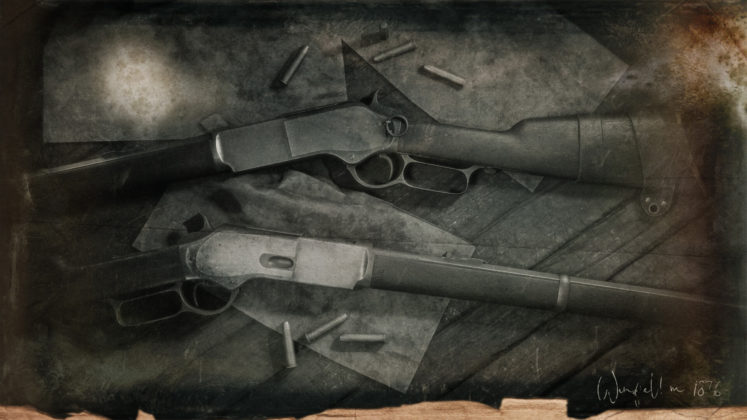 Hunt: Showdown Patch 1.5 Teaser - Winfield Variante