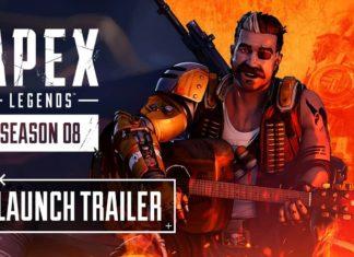 Apex Legends Saison 8 Mayhem Launch Trailer