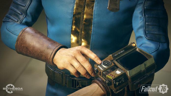 Fallout 76 Lager-Vergrößerungen & Pip-Boy Updates