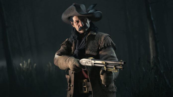 Hunt: Showdown - Trick Shooter DLC - Carter