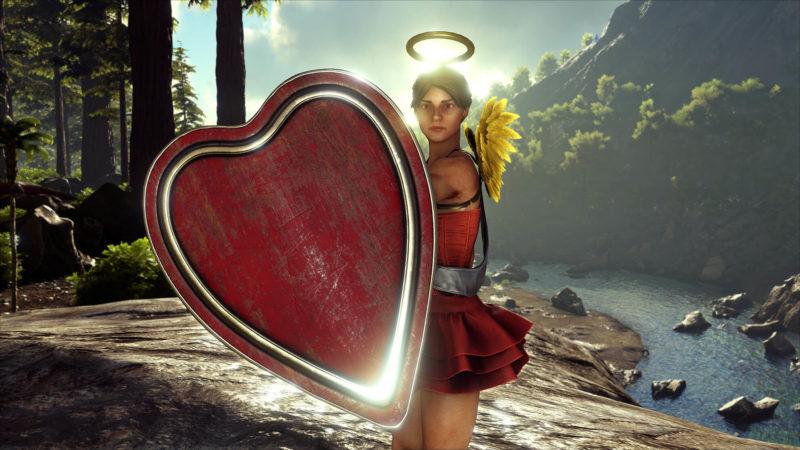 ARK: Love Evolved 2 - Skins