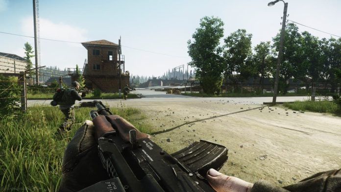 Escape from Tarkov Patch fixt Weiter-Button