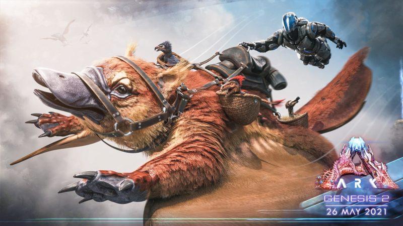 ARK: Genesis Part 2 - Maewing