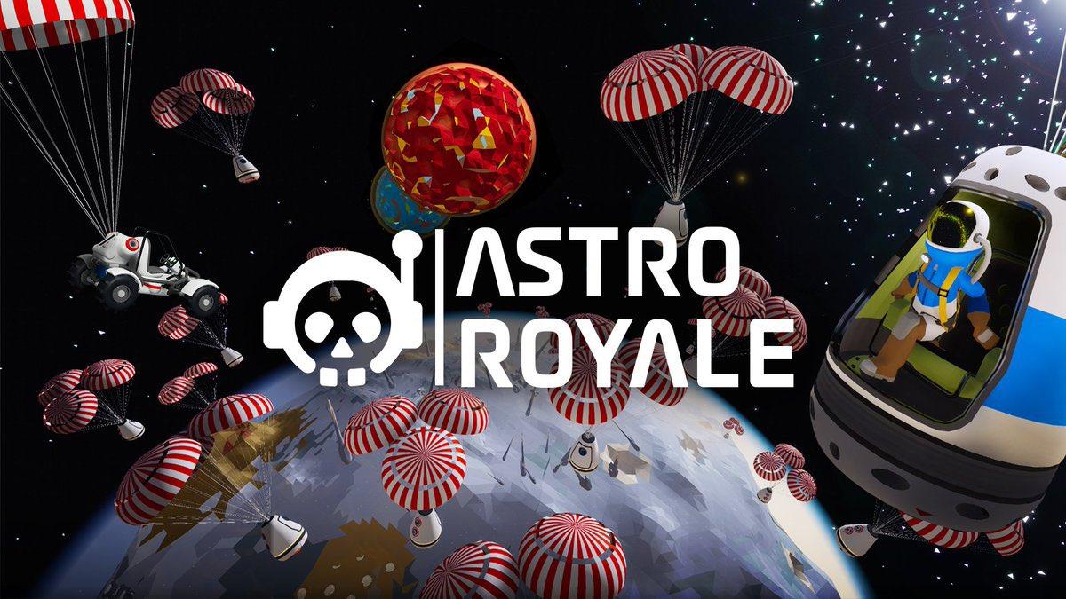 Astroneer - Astro Royale Aprilscherz