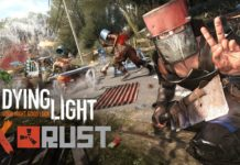 Dying Light - Rust-Crossover-Event
