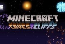 Minecraft - Caves & Cliffs Update geteilt