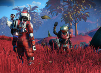 No Man's Sky Expedition Update