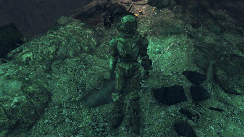 Fallout 76 - Bergwerk - Stählerne Dämmerung - Bruderschafts-Quests Guide