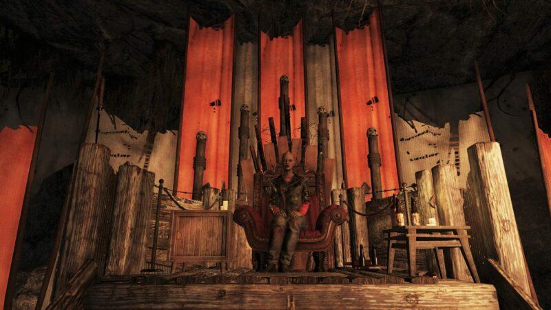 Fallout 76 - Dagger - Stählerne Dämmerung - Bruderschafts-Quests Guide