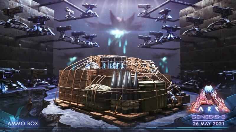 ARK: Genesis Part 2 - Munitionskiste