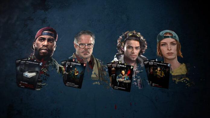 Back 4 Blood Kartensystem Trailer