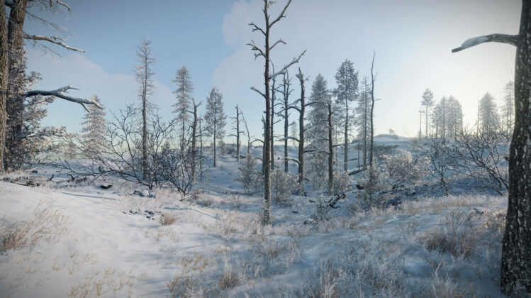 Rust - Welt-Überarbeitung - Tundra