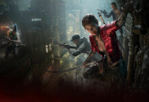 Bloodhunt Vampir-Battle Royale