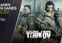 Escape from Tarkov - NVIDIA Reflex