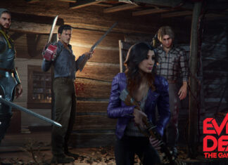 Evil Dead: The Game Gameplay Trailer