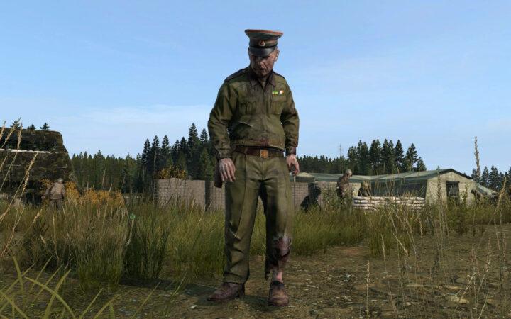 DayZ Update 1.13 Zombie-Arten