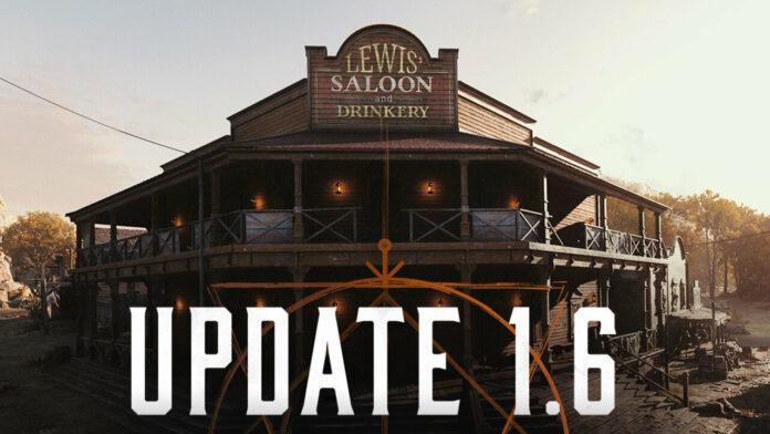 Hunt: Showdown - Update 1.6 & DeSalle Liveserver