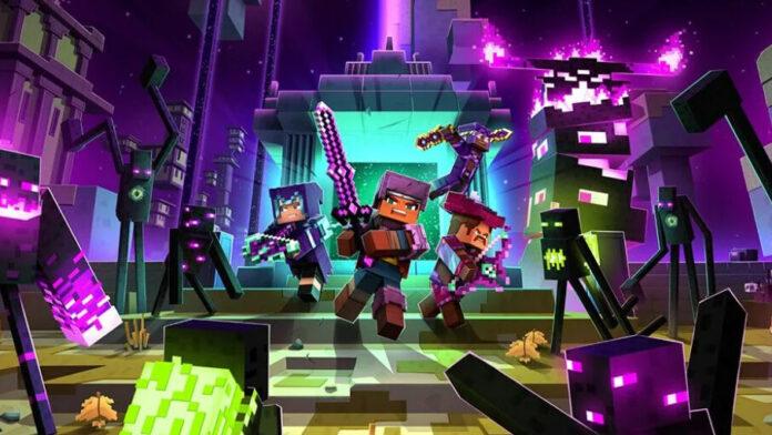 Minecraft Dungeons - Echoing Void Erweiterung
