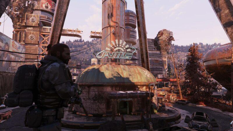Fallout 76 - Verschwundene Personen - AMS