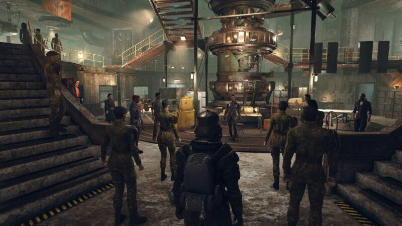 Fallout 76 - Bruderschaft Krönung