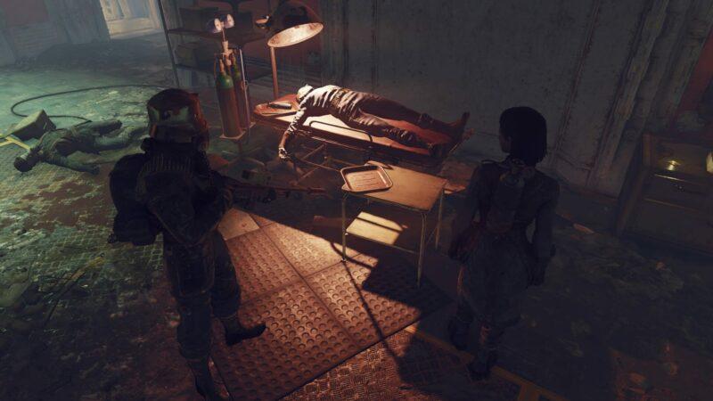 Fallout 76 - Vault 96 Experimente
