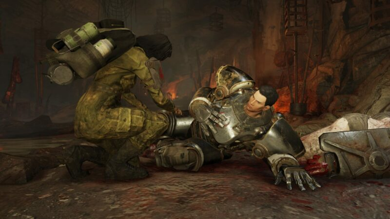 Fallout 76 - Ritterliche Buße