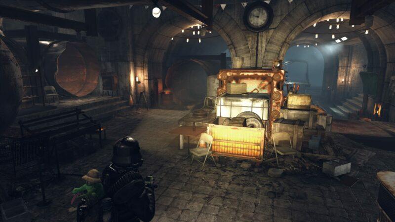 Fallout 76 - Aus heiterem Himmel - Karawane