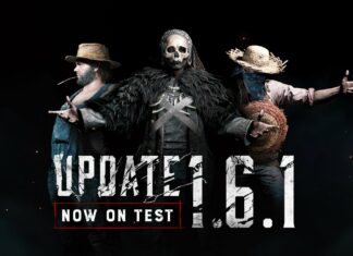Hunt: Showdown Update 1.6.1 Testserver