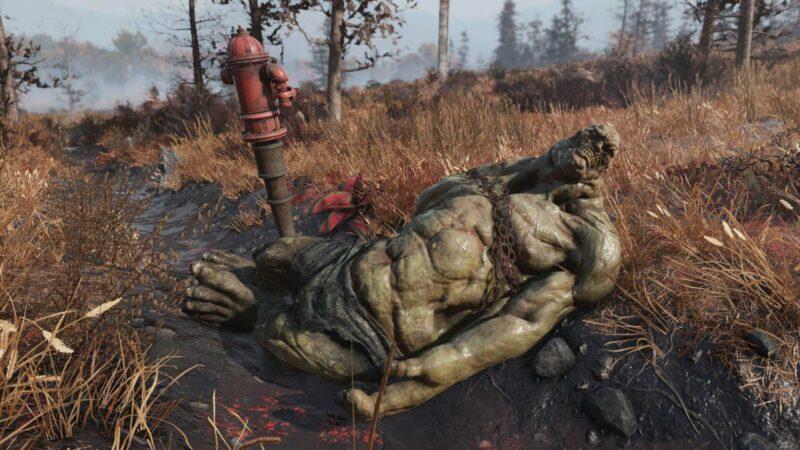 Fallout 76 - S.C.O.R.E-Guide - Behemoth
