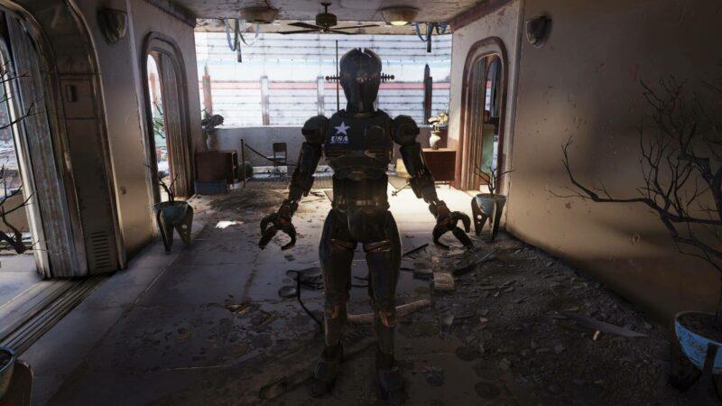 Fallout 76 - S.C.O.R.E-Guide - Roboter